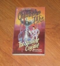 1996 The Starlight Crystal paperback BOOK Christopher Pike novel