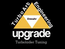 Upgrade Turbolader BMW 325d, 330d 350PS 758352-5026S Garrett Turbo Art UMBAU
