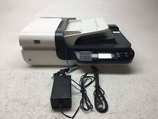 HP ScanJet N6350 Networked Document Flatbed Scanner - w/ Power Adapter - FAIR