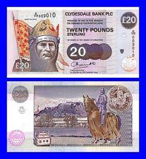 50 PIECES X  20 POUNDS 1994--UNC--COPY--REPRODUCTIONS--COPY--NOT ORIGINAL