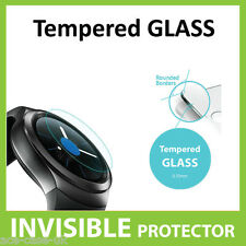 Samsung Galaxy Gear S2, S2 Classic Tempered Glass Screen Protector Scratch Proof