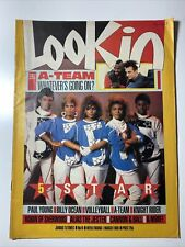 More details for 5 star /a-team/ boy george - look in magazine - 1st march 1986 - no 10 complete