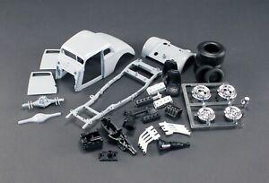 1:18 scale 1933 Gasser Model Kit - Chopped Body Die-cast Model - A1800905K