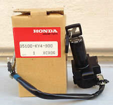 Quadro generale - SWITCH ASSY. - Honda  NSR125F NOS: 35100-KY4-900