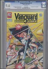 Vanguard Illustrated #2 CGC 9.6 1984 Pacific  Comic: Dave Stevens: Price Drop!