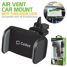 Car Air Vent Cell Phone Mount Clip Wide Cradle for Samsung Galaxy Note 8 Holder