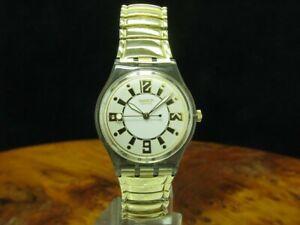 Swatch Plastic Women's Watch/Caliber Eta 5742
