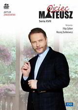 Ojciec Mateusz Sezon 17 DVD  POLISH RELEASE SEALED FILM POLSKI