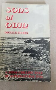 sons of odin donald hurry signed by author