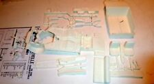 A69CCV 69 CHEVELLE CONVERTIBLE CHASSIS & INTERIOR PARTS Model Car Mountain 1/25