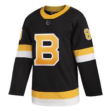 David Pastrnak Boston Bruins adidas Alternate 3rd Jersey size 50 Men's Medium
