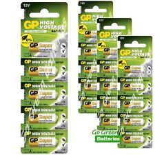 20 x GP A27 MN27 12V Alkaline Batteries 27 27A GP27A V27A E27A EL812 Garage Gate
