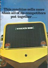 Equipment Brochure - Volvo BM - 860 - Dump Truck - Customer Comments (E4831)