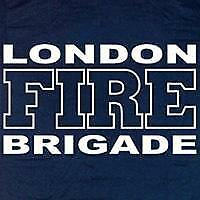 London Fire Brigade United Kingdom T-shirt  XL
