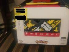 BRAND NEW Nintendo Switch Pokemon Deluxe Travel Case Nintendo Switch Pikachu