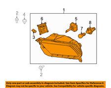 FORD OEM 10-12 Mustang-Headlight Assembly AR3Z13008E