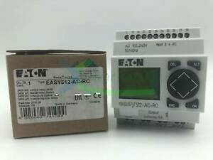 ONE EATON MOELLER EASY512-AC-RC Programmable Relay NEW