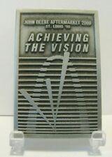 John Deere 1995 St Louis Aftermarket Parts Conference Expo Vision Medallion jd