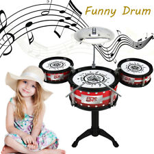 Shelf Drum toy Baby Girls Boys Music Toys Infant Playing Type Toys Funny Drum
