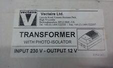 Vectaire Transformer TR 12 HT 2TR2040