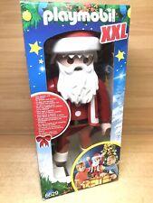 Playmobil 6629 XXL Santa Interior Al Aire Libre usan Ex Pieza Exhibición Tienda de juguete