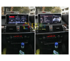"10.25"" Android 7.1 Quad Core Car Media Player GPS For BMW X5 X6 E70 E71 CCC"