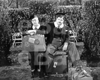A Chump at Oxford (1939) Laurel & Hardy, Stan Laurel, Oliver Hardy 10x8 Photo