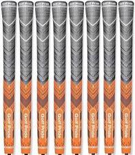 8 MCC New Decade Plus4 MultiCompound ORANGE STANDARD Golf Pride Grip Authentic