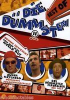 DVD - La Dümmsten - Migliori Di - Criminale Il Mondo - Dumm Erwischt - Pedoni