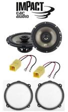 Impact Kit de 2 Arcas Ef 65X para Chevrolet Captiva con Adaptadores y Soportes