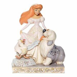 Disney Spirit Siren Ariel White Woodland Figurine