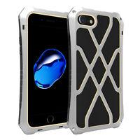 Waterproof Shockproof Aluminum Gorilla Metal Cover Case for iPhone 8 7 6 PLUS