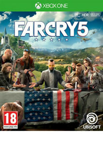 Far Cry 5 Xbox One Brand New Fast Delivery!