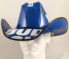 ce79ea70e Beer Box Cowboy Hat made from recycled Bud Light beer boxes