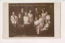 Vintage Postcard Archduke Franz Salvator Archduchess Marie Valerie of Austria
