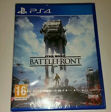 STAR Wars Battlefront ps4 NUOVO SIGILLATO UK PAL SONY PLAYSTATION 4 GIOCO AFFARE