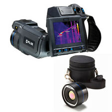 FLIR T620-45 Thermal Imaging Camera, MSX, 45? Lens, 30 Hz, 4x Zoom