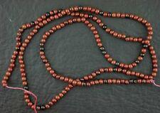2mm Round Mahogany Obsidian Gem Stone Gemstone Beads 15 Inch Strand
