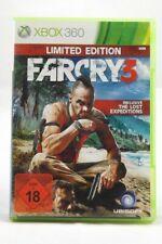 Far Cry 3 -Limited Edition- (Microsoft Xbox 360) Spiel i. OVP - GUT