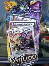 Kaijudo cards VORTEX 40-Card Master Challenge Deck SEALED IN HAND!!