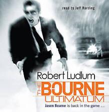 The Bourne Ultimatum by Robert Ludlum (CD-Audio, 2004)