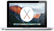 "Apple MacBook Pro 13.3"" Intel Core i5 2.40GHz 4GB RAM 500GB HDD MD313LL/A (C)"