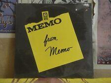 MEMO, FROM MEMO - SEALED NUCLEUS LP NV 311 CAL TJADER