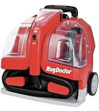 Rug Doctor 93306 Portable Spot Cylinder Carpet Cleaner 1.9L - Red/Black