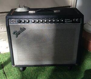 Fender Deluxe Reverb 2 1983 Guitar Amp