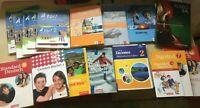 Schulbücher Einzeln Gemeinschaftsschule 7/8 Klasse English Deutsch Physik NW
