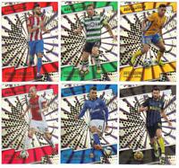2016-17 2017 Panini Revolution Soccer - Sunburst Parallel - Pick Card #'s 1-200