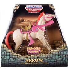 """MASTERS OF THE UNIVERSE CLASSICS 6"""" SHE-RA PRINCESS OF POWER ARROW ACTION FIGURE"""