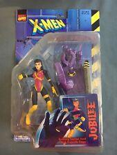 Toy Biz Marvel Comics X-Men Robot Fighters Jubilee w/ Projectile Finger New