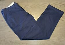 Abercrombie & Fitch KENNAN Men Stretch Straight Pants Size 32x30 NWT